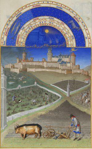El castillo de Lusignan