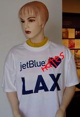 JetBlue Hates LAX