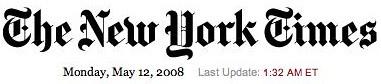 NYT Header