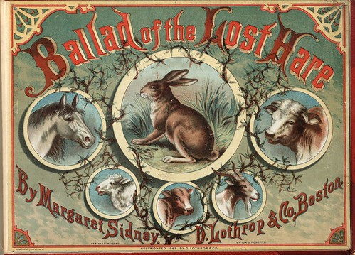 Ballad of the Lost Hare- 1882