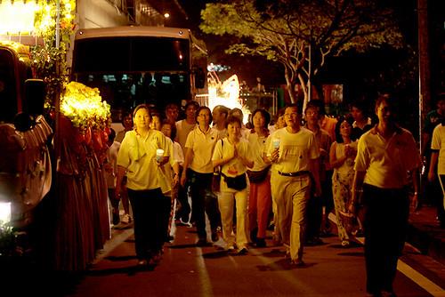 Wesak Parade