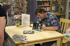 Willy Vlautin at Sundance Books