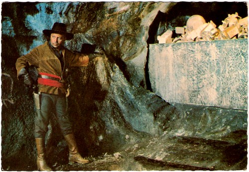 European film star postcards herbert lom 1917 2012 for Der schatz im silbersee