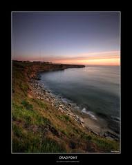CRAG POINT (Steve Boote..) Tags: sea sunrise coast north tyne wear east northumbria coastline hdr hartley stmarys sigma1020 samsunggx20 poseidonsdance