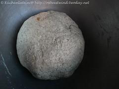 Breadchick's Dark Onion Rye 005