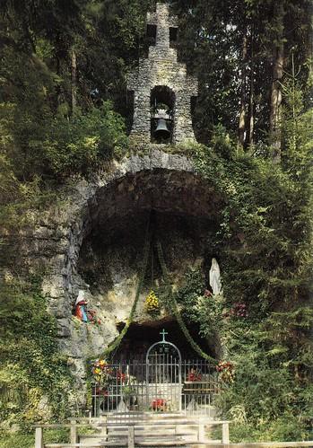 Lourdes-Grotte Marbach