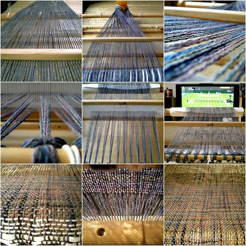 From Warp to Weaving