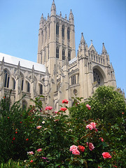 Washington National Cathedral (by: mj*laflaca, creative commons license)