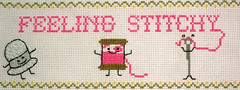 Feeling Stitchy Banner Contest