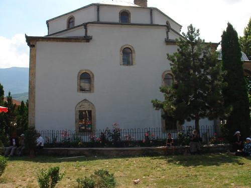 Mosque in Peja