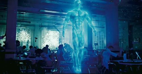 Dr. Manhattan Espectro