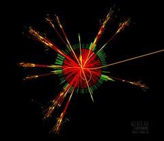Simulated production of a black hole in ATLAS (otogno) Tags: black dark switzerland big hole geneva alice large experiment radiation cern atlas particle gran bang lhc cms materia proton hawking matter oscura collider lhcb radiación hadron particula hadrones colisionador