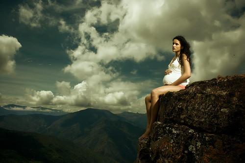 inspiring-pregnancy-photo