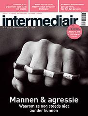 cover design Intermediair magazine (jaap!) Tags: art illustration magazine design direction cover director jaap biemans awardwinning directie