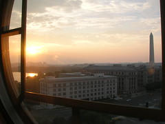 View from the Mandarin Oriental of DC (indigomuse) Tags: travel dc washington mandarinoriental