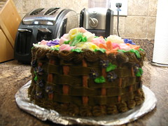 IMG_2662 (madrobins) Tags: cakeclass frostingflowers
