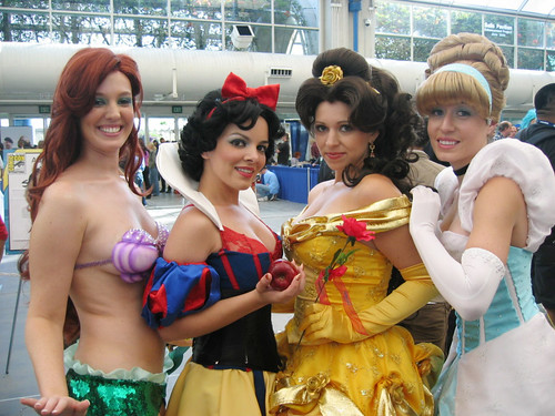 disney girls blueprint