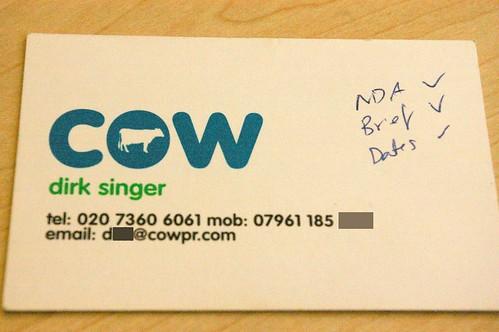 Cow vs Herd?