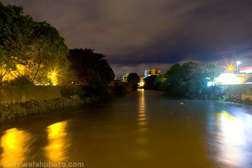 River Tolka, Ballybough, Dublin