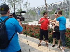 Simms in Beijing: Interview