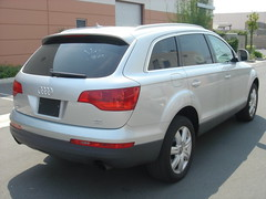DSC09350 (euromotor-gallery) Tags: audi 2007 q7