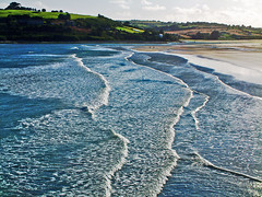 inchydoney beach, co. cork, ireland (silyld) Tags: ireland sea irish colour beach sand surf cork soe corcaigh inchydoney anawesomeshot