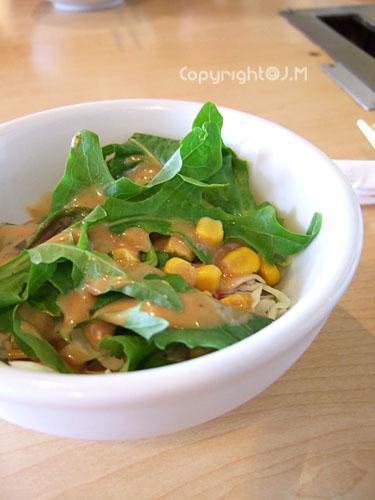 D set: Salad