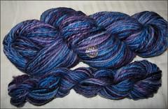 Deep Night yarn