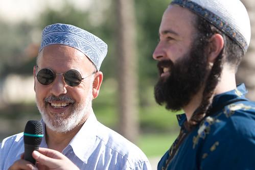 Sheikh Bukhari and Eliyahu McClean