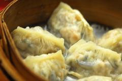 Steamed Vegetarian Dumplings - (DSC_1595)