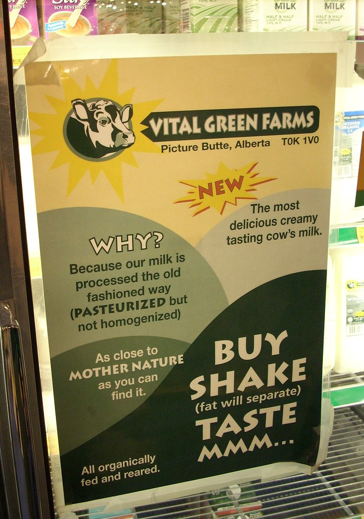 Speciesism: Cow's Milk is For Baby Cows