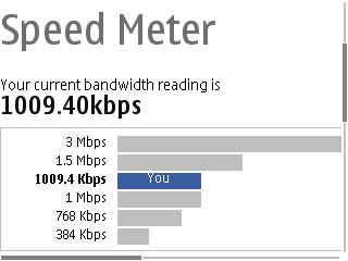 ATT 3G in San Diego ... Faster than the hotel broadband
