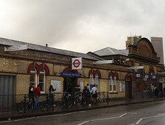 Picture of Westbourne Park Station
