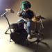 Paper Drummer by sheila hirata