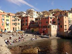 Genova - Italy (Marco Sampa) Tags: city italy beach genoa genova