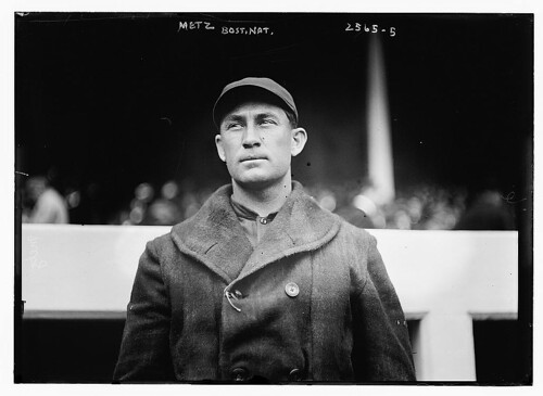 [Frank Metz, first baseman, Boston NL (baseball)] (LOC)