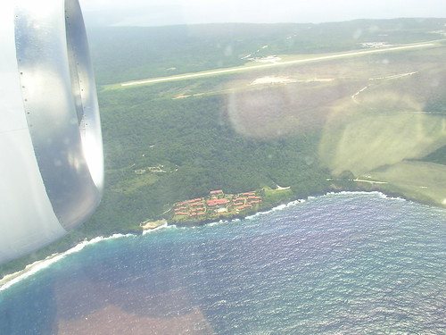 Christmas Island Airport and the