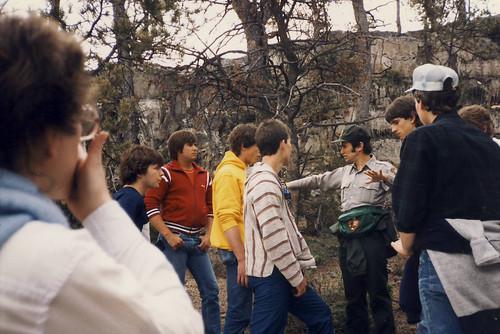Yellowstone Trip 1985