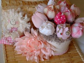 Lembrancinhas de Batizado e decoração infantil