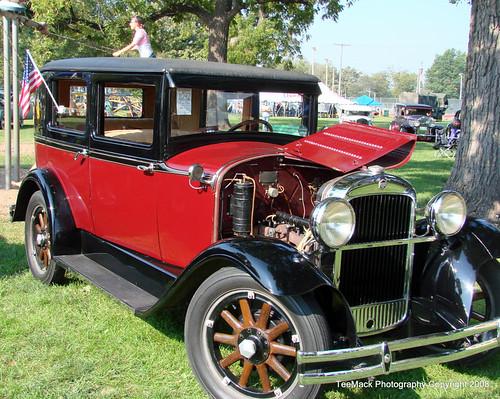 ESSEX Four, Six, Super Six, Challenger & Dover (1919-1931