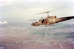 """UH1 """"Slicks"""" Troop Carrier"""