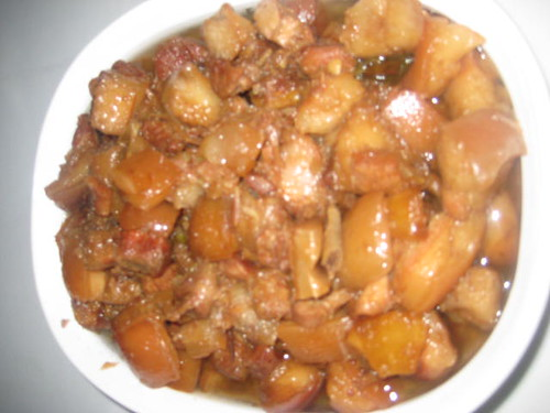 pinoy fave~pork adobo by donabel14.