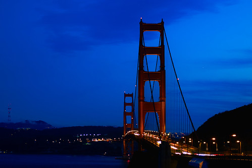 Golden Gate Bridge by you.