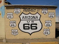 34  -Route 66 (lulu.bell) Tags: route66 holbrook joeaggies
