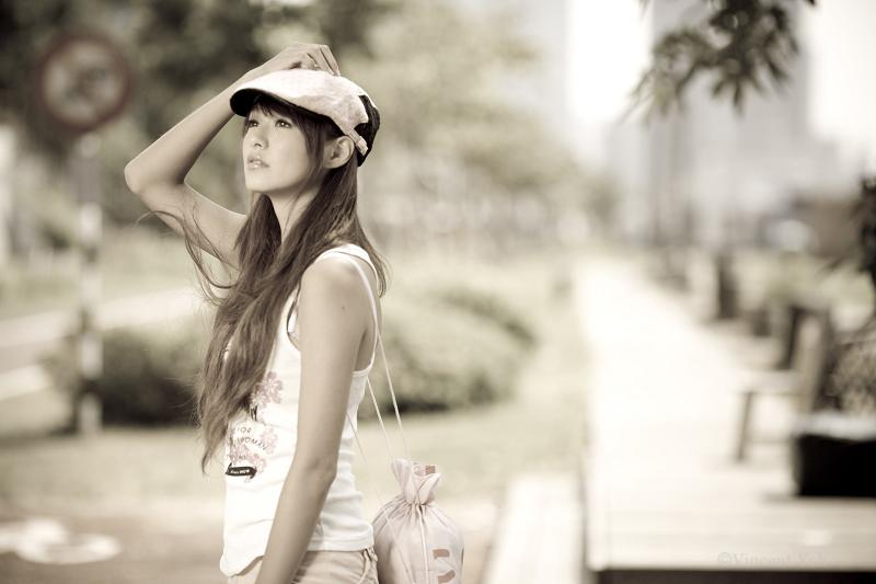茵芙-彷彿豔夏之秋