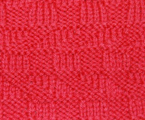 Vandyke Lace Knitting Pattern : Vandyke Check Pattern The Walker Treasury Project