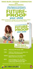 Future Proof Your Child - Launch Invite
