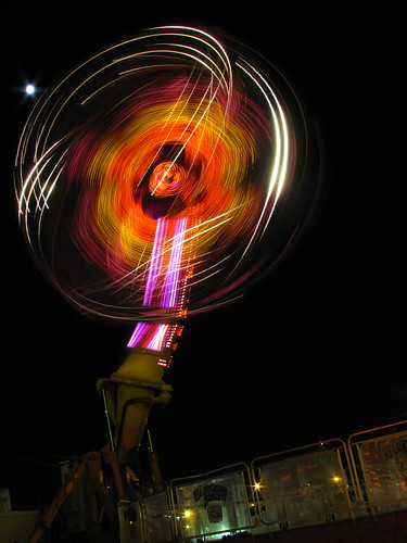 100 Things to see at the fair #68: Powersurge at Night