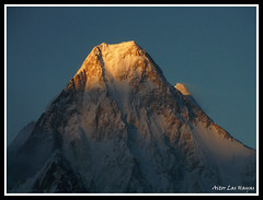 Gasherbrum IV (Aitor Las Hayas) Tags: pakistan mountain alpinismo montaa mendia karakorum baltoro gasherbrum mountainsnaps