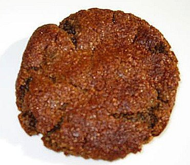 Gluten Free, Allergy Friendly Gingerbread Cookie
